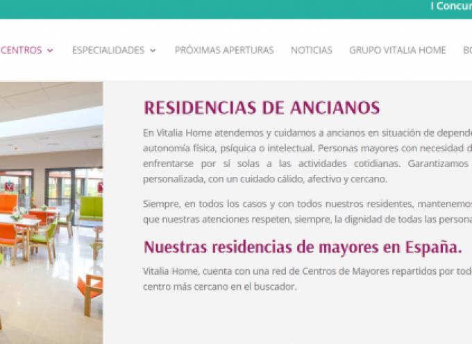 2000 puestos de trabajo en Vitalia en sus nuevas residencias de mayores