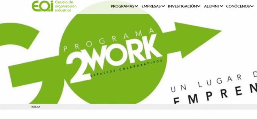 Abierto el plazo de inscripción al Espacio Coworking EOI-JCCM de Albacete (4ª edición)