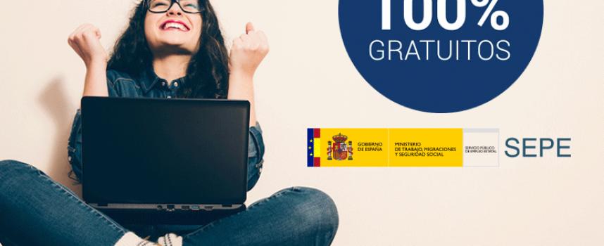 Cursos online para jóvenes trabajadores y autónomos.