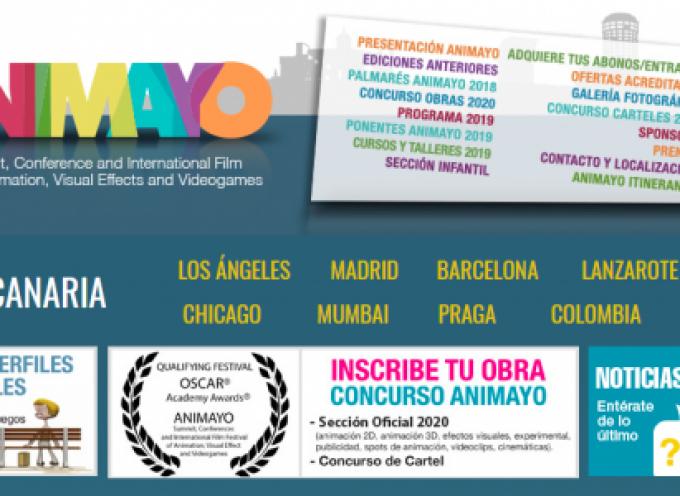Empresas de la industria del Cine buscan personal en Animayo 2019