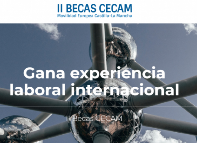 II Becas CECAM