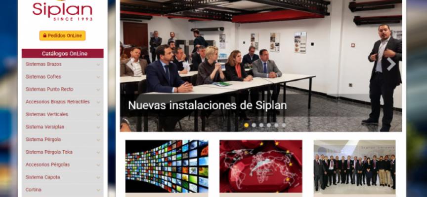La empresa Siplan creará más de 40 empleos en su nueva fábrica de Sevilla