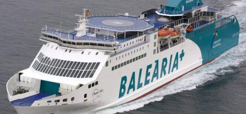 Se necesitan más de 100 trabajadores para los buques de Baleària
