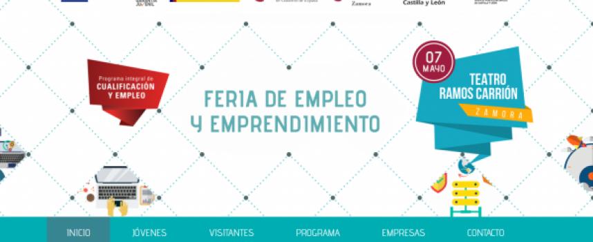 Feria de Empleo y Emprendimiento | Zamora 7 de mayo de 2019