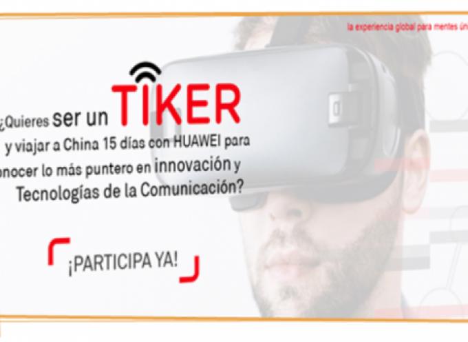 """""""EL FUTURO DE LAS TIC"""", DE HUAWEI – Plazo hasta el 2 de junio de 2019"""