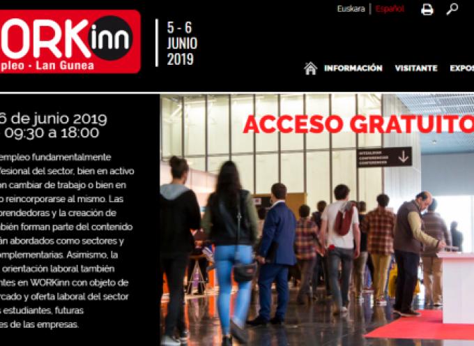 La única feria de EMPLEO INDUSTRIAL presenta una amplia bolsa de trabajo | Bilbao, del 4 al 6 de junio de 2019