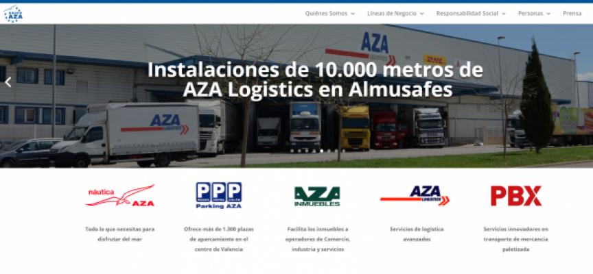 La Plataforma logística del Grupo AZA creará 200 puestos de trabajo en Sagunto