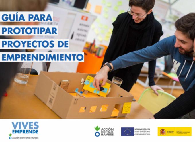 Guía para Prototipar Proyectos de Emprendimiento Inclusivo