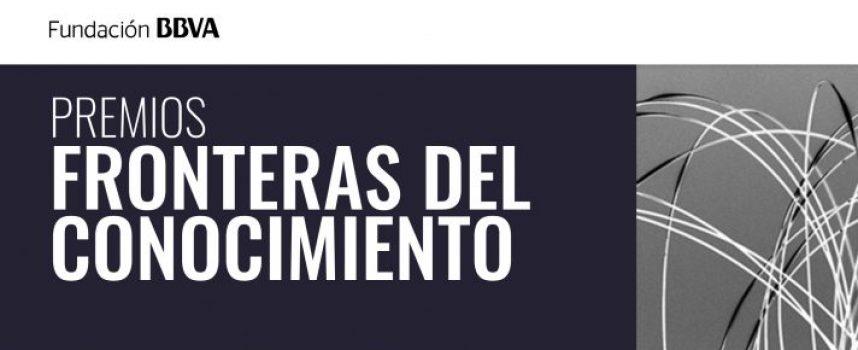 XII Premios Fundación BBVA Fronteras del Conocimiento | Plazo 30 de junio