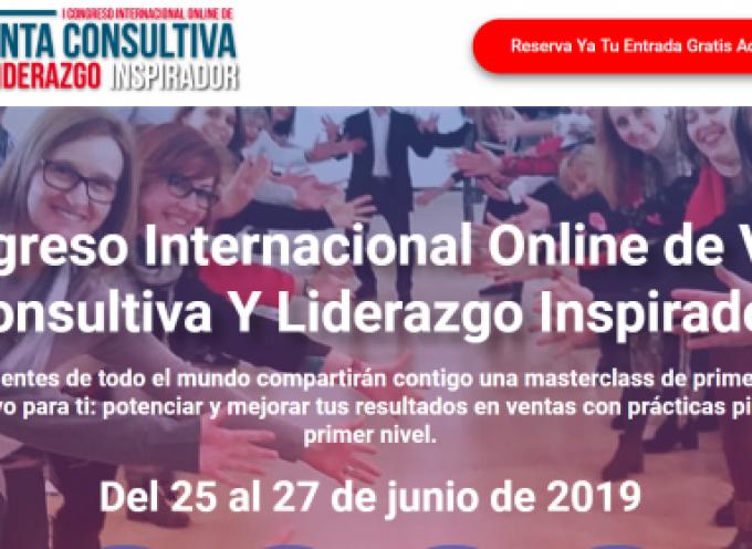 «I Congreso Internacional Online de Venta Consultiva y Liderazgo Inspirador»