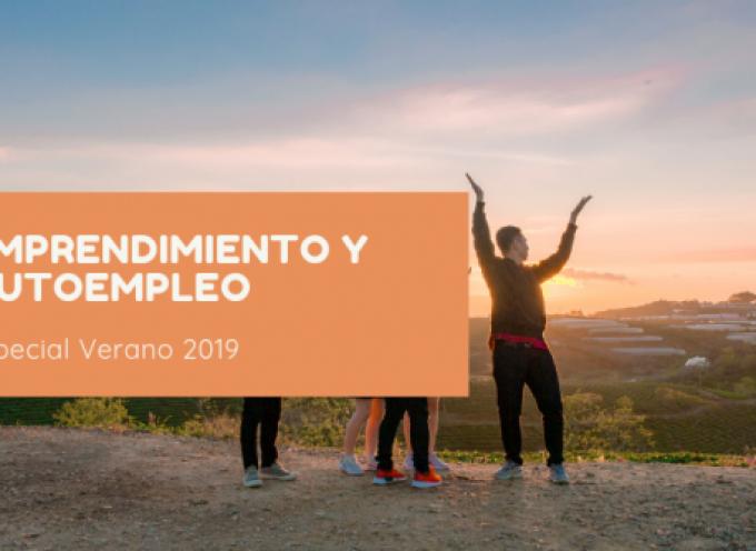 100 NOTICIAS SOBRE EMPRENDIMIENTO Y AUTOEMPLEO – Especial Verano 2019