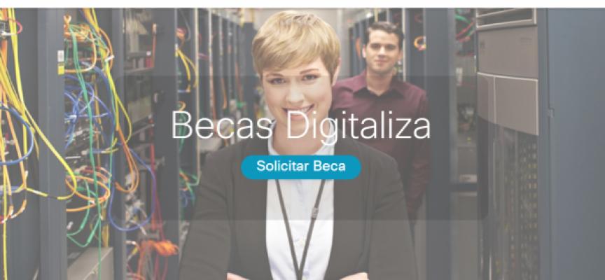 400 becas de formación tecnológica a jóvenes que busquen empleo en el sector TIC