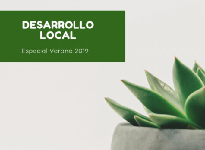100 NOTICIAS SOBRE DESARROLLO LOCAL  – Especial Verano 2019