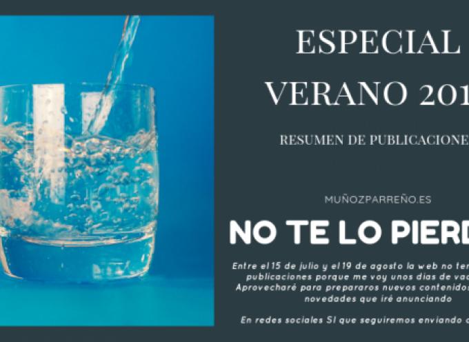 Especial Verano 2019 en muñozparreño.es