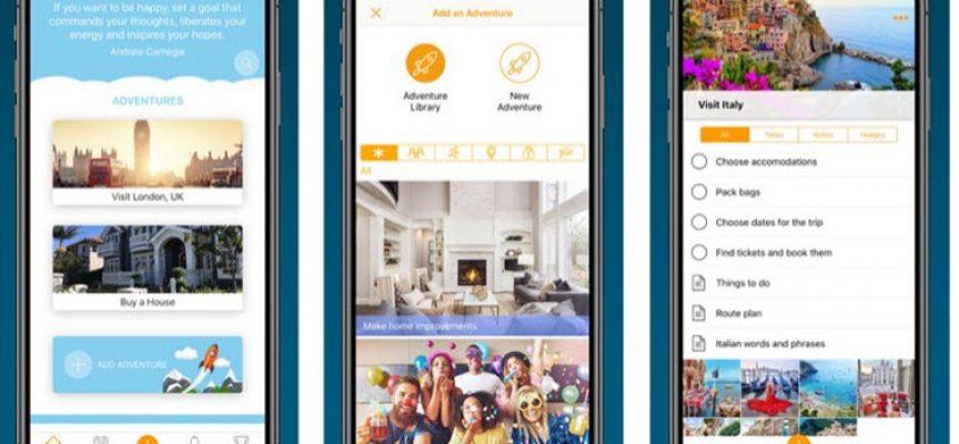 Una app para organizar tus tareas y alcanzar tus objetivos
