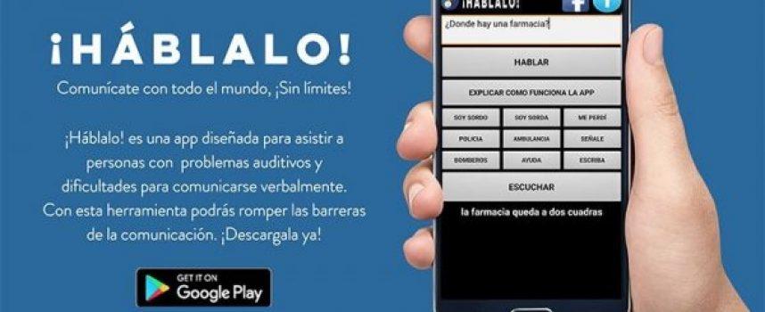 Un emprendedor de 19 años crea una aplicación para ayudar a los sordos