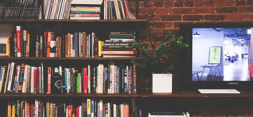 Cuatro libros para animarse a emprender