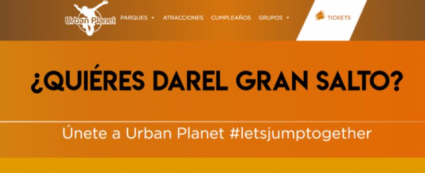 Infórmate y accede a empleos en Urban Planet