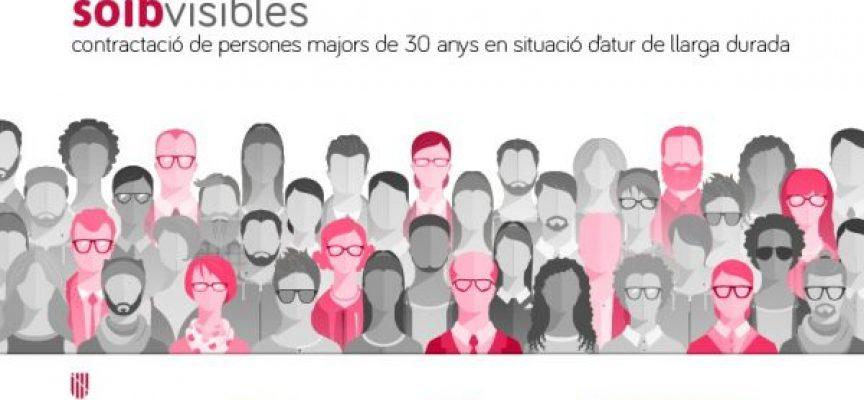 Más de 100 ofertas de trabajo en el programa Soib Visibles 2019