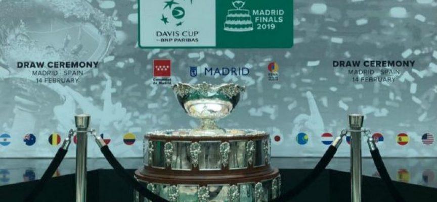 Se buscan 500 personas para el torneo de la Copa Davis 2019