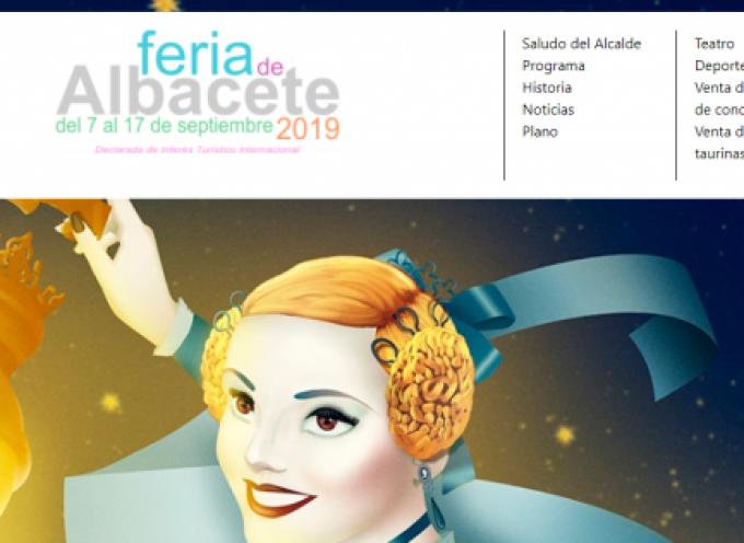 Feria de Albacete 2019 – Del 7 al 17 de septiembre. Puedes descargarte el programa de Feria aquí.