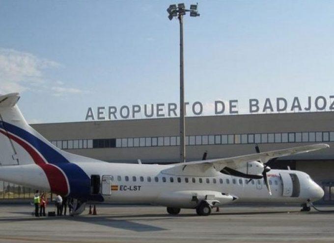 El Aeropuerto de Badajoz busca Agentes Administrativos