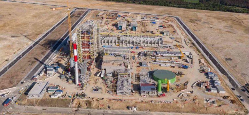 La nueva planta de Ence en Huelva generará 1.200 puestos de trabajo