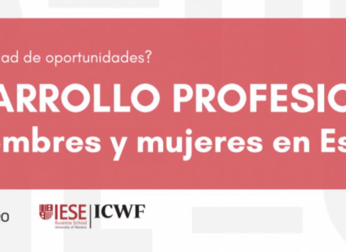 Desarrollo Profesional Hombres y Mujeres en España