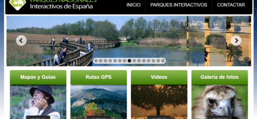 Descubre los parques nacionales (España)