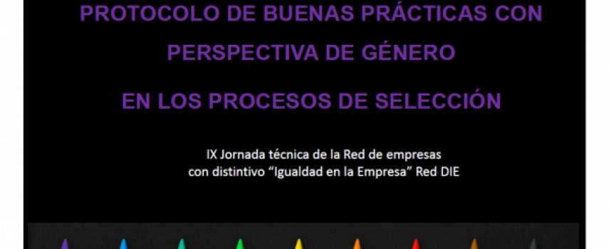 Protocolo de Buenas Prácticas en los Procesos de Selección