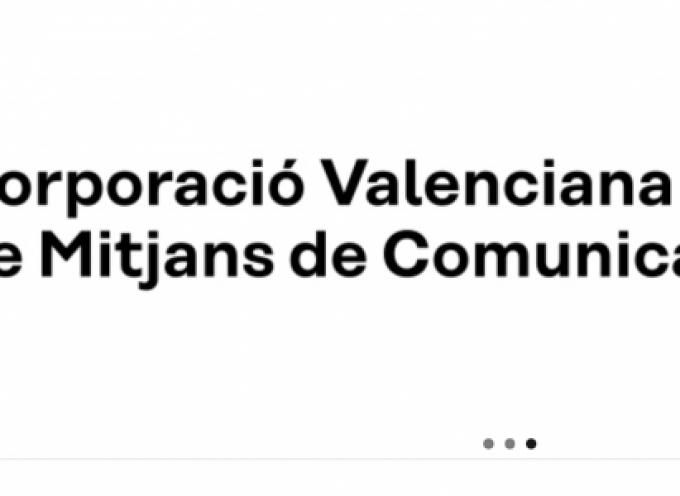 Aprobados 59 puestos de trabajo en la Televisión Valenciana