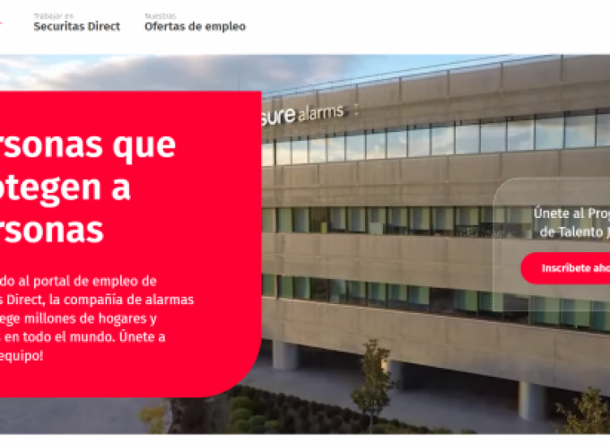 Securitas Direct creará 700 puestos de trabajo en 2020