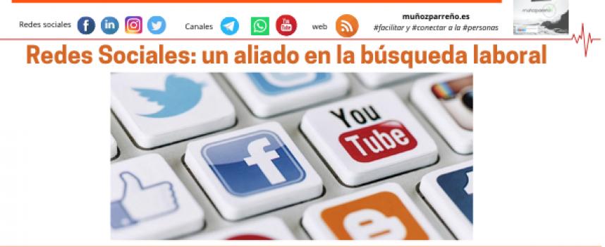 Redes Sociales: un aliado en la búsqueda laboral