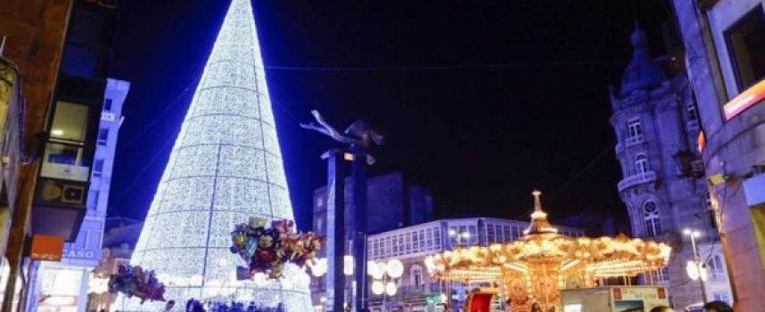Se ofertan 100 puestos de trabajo en el Mercado de Nadal en Vigo