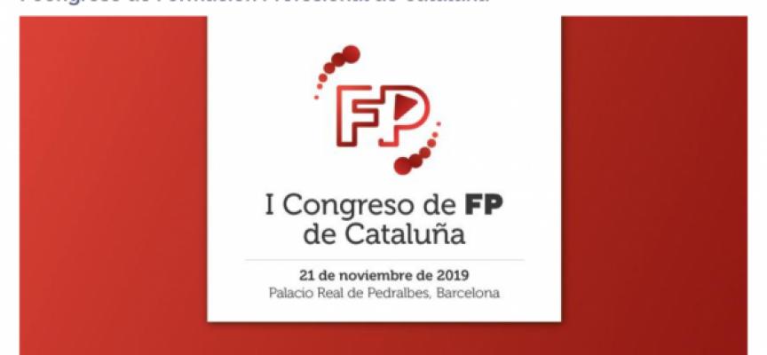 I Congreso de Formación Profesional de Cataluña