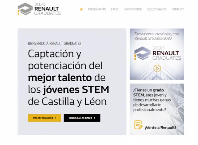 60 Becas en Renault con compromiso de contratación