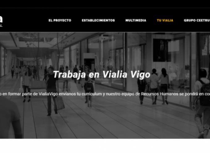El Centro Vialia ya ofrece empleos en Vigo