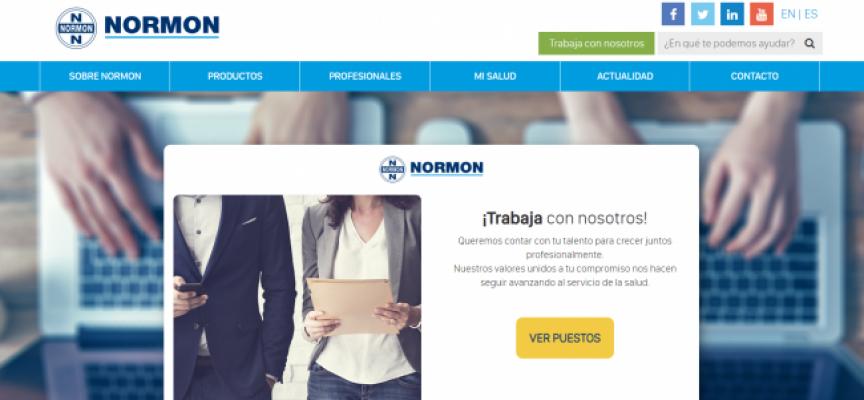 Nuevos empleos en Madrid con la ampliación de Normon