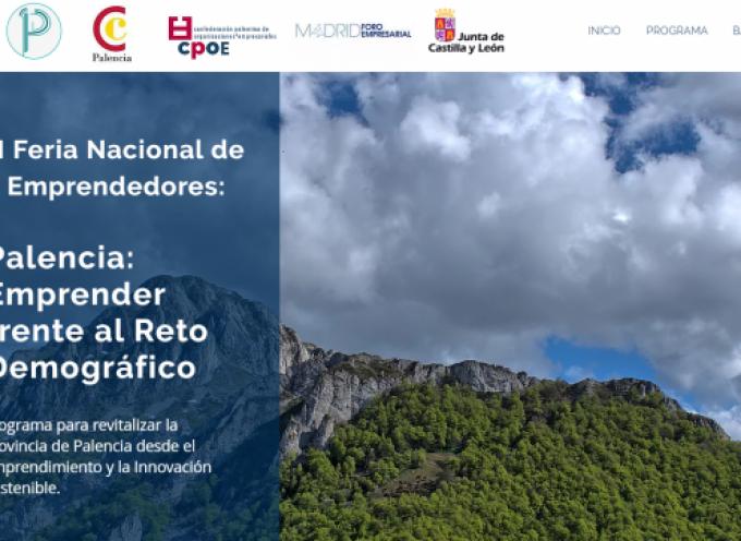 Convocada la I Feria Nacional de Emprendedores en Palencia