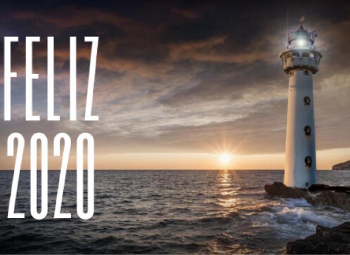 Te deseo un Estupendo 2020 | Vamos a por la década donde además de compartir la información y crear sinergias, pretendemos seguir facilitando y conectando a las personas