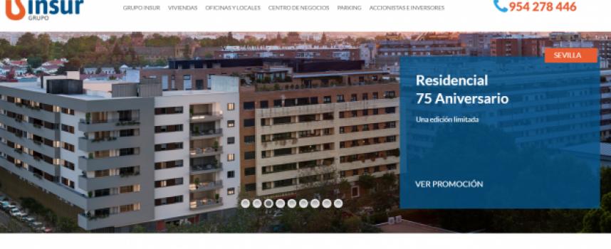 El grupo Insur creará 100 empleos en la construcción de viviendas en Sevilla