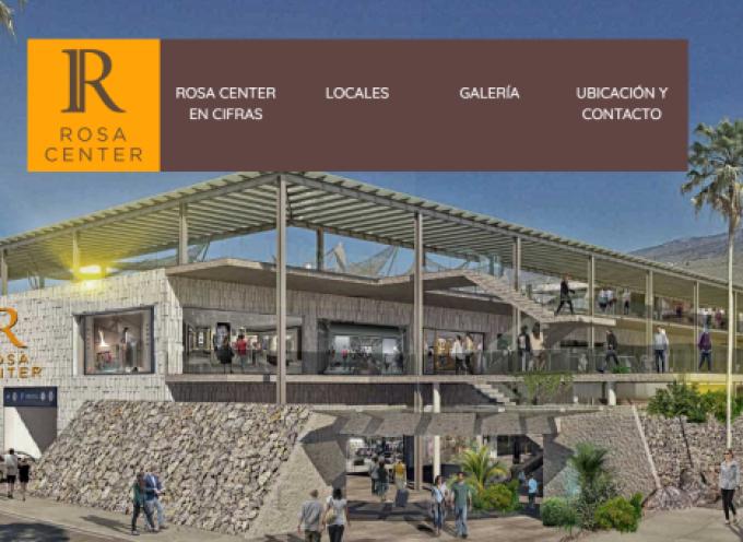El nuevo Centro Comercial Rosa Center generará 300 empleos directos