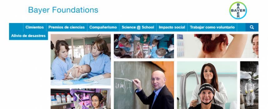 Becas de la Fundación Bayer para trabajar y estudiar en el extranjero