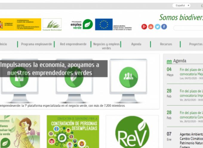 5,2 millones de euros para 55 proyectos que impulsan el empleo y el emprendimiento verde – Fundación Biodiversidad