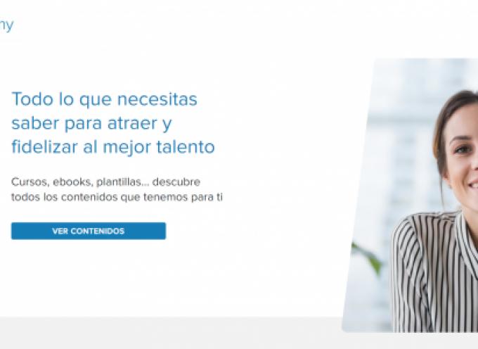 Así es la nueva plataforma de e-learning para los profesionales de RRHH de InfoJobs