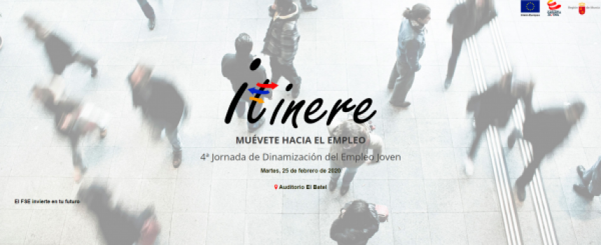 4ª Jornada de Dinamización del Empleo Joven  Martes, 25 de febrero de 2020  | Ayuntamiento de Cartagena