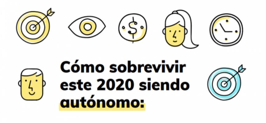 Consejos para ser autónomo en 2020 y no morir en el intento