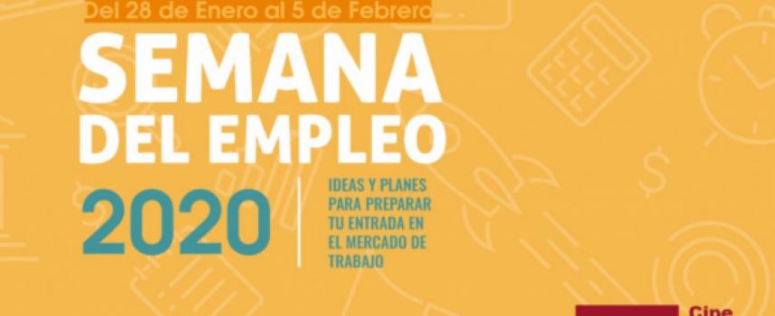 Semana del Empleo 2020 – Universidad de Castilla La Mancha | Del 28 al 5 de febrero de 2020