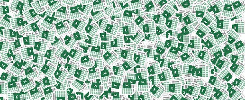 Un Excel gratuito para llevar las cuentas de casa