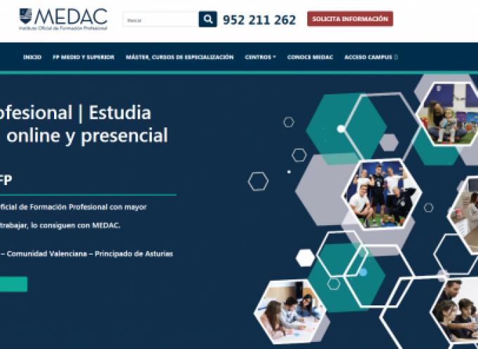 MEDAC abrirá diez nuevos centros de FP y creará 350 empleos